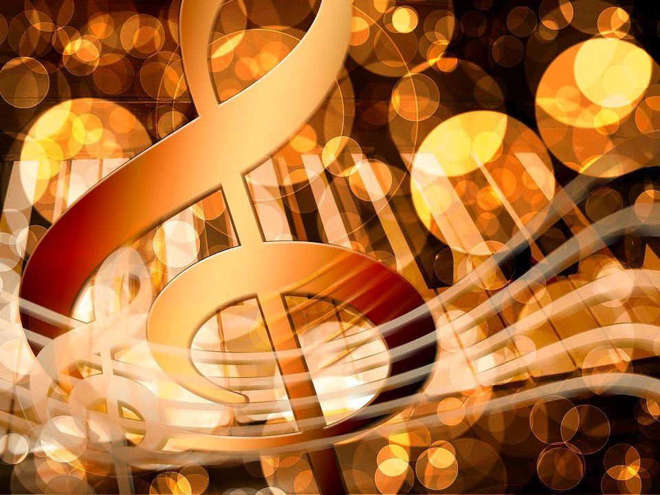 Душа поёт. автор: geralt, лицензия: CC0 1.0