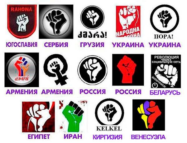 Цветные революции