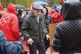 Пикет Сути Времени в Самаре против установки памятника белочехам© ИА Красная Весна