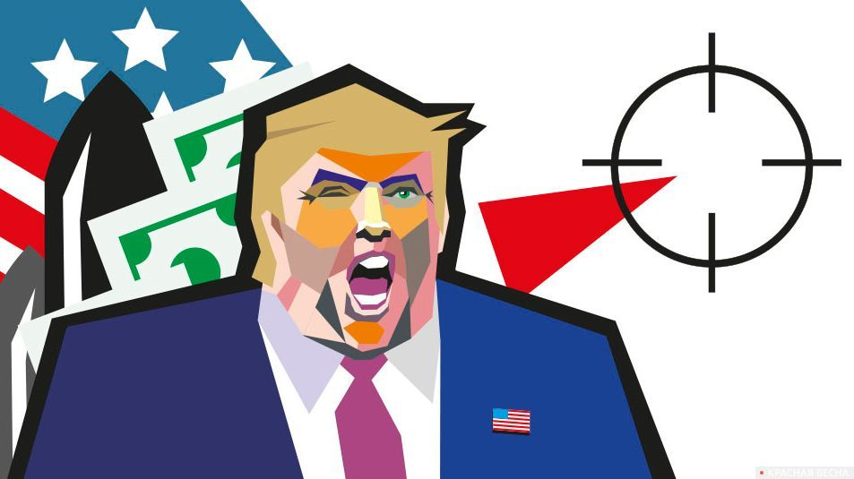 Трамп угрожает