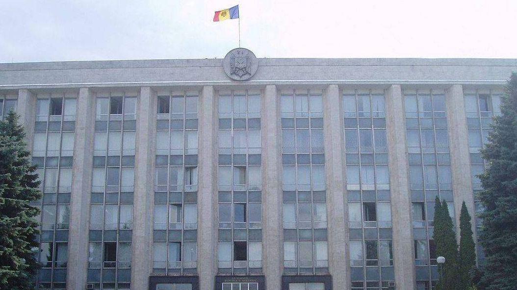 Правительственное здание. Кишинев