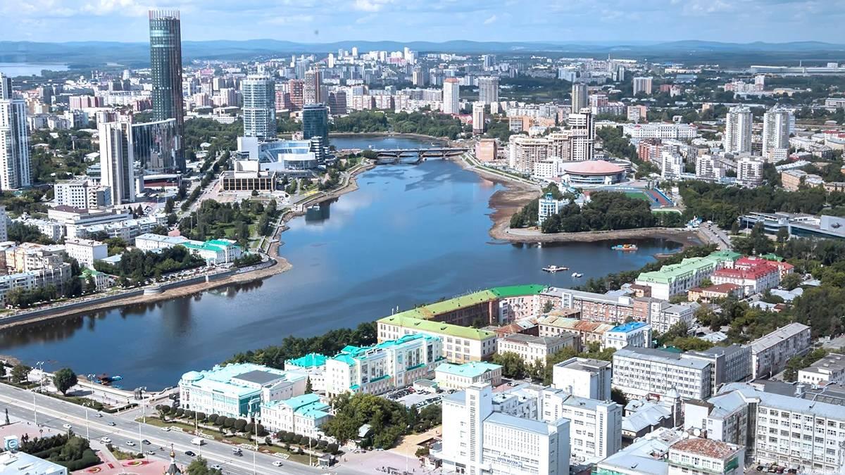 В Екатеринбурге представили проект застройки района у Верх ...
