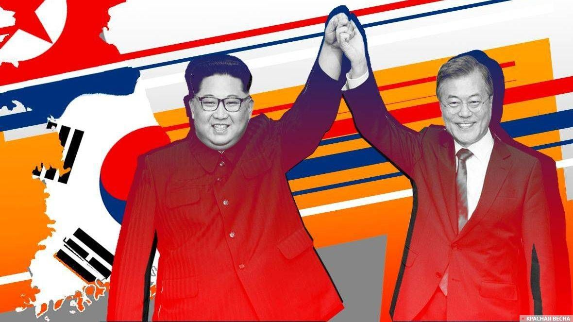 Союз КНДР и Южной Кореи