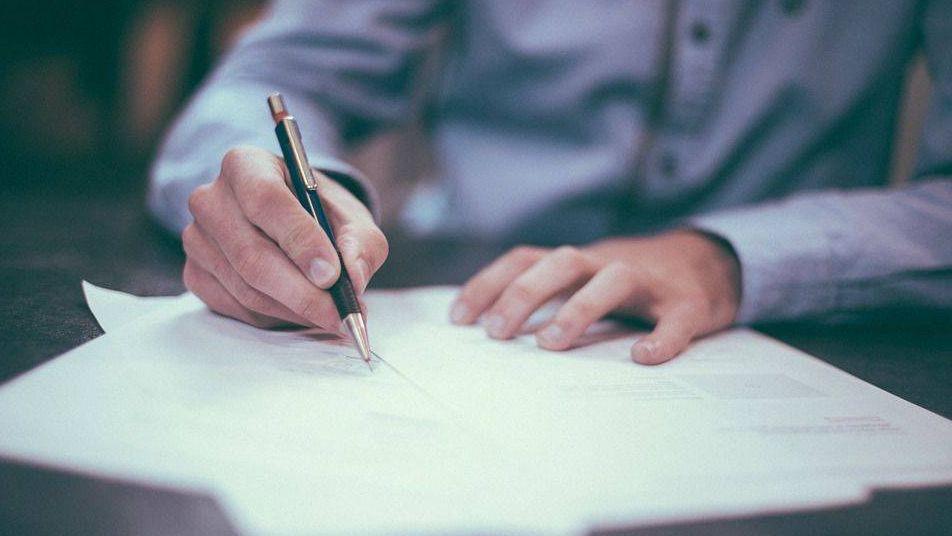 Распоряжение подписано