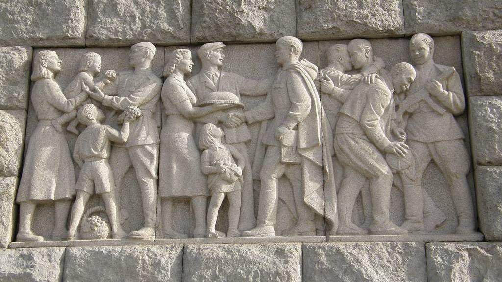 Алёша - памятник советскому солдату-освободителю в Болгарии