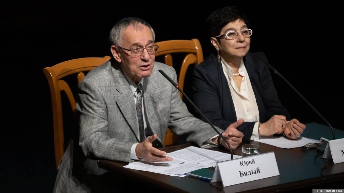 Вице-президент ЭТЦ Юрий Бялый