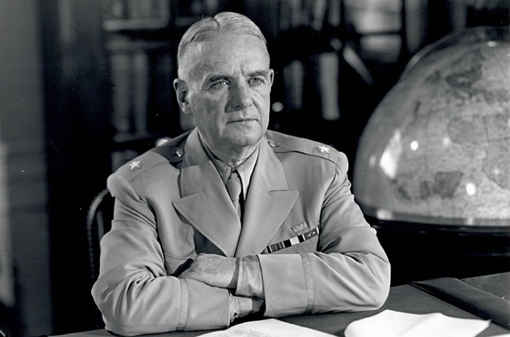 Уильям Джозеф Донован. Ок. 1945
