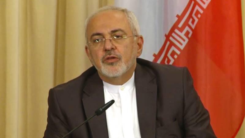 Министр иностранных дел Ирана М.Д.Зариф