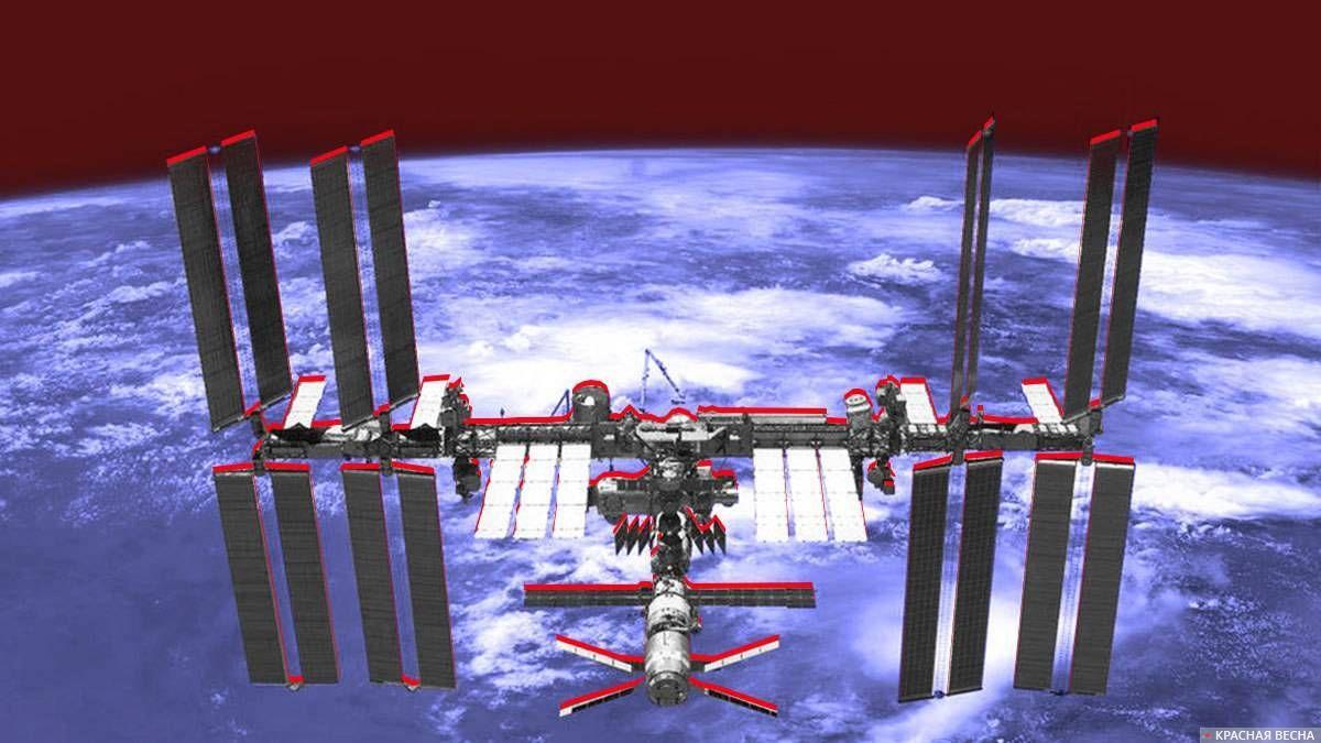 Орбиту МКС подняли на600м перед посадкой истартом пилотируемых «Союзов»