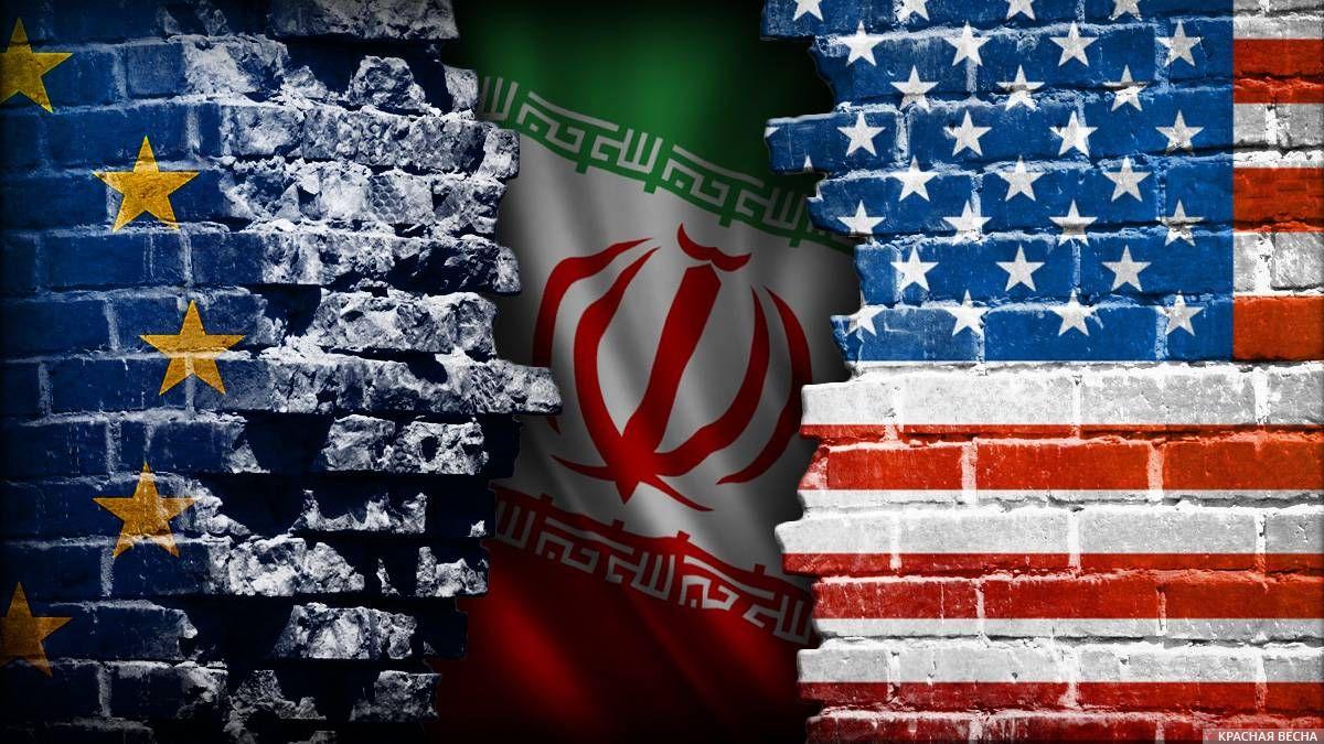 Разногласия между ЕС и США