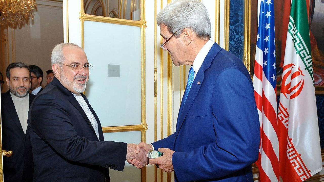 Встреча бывшего госсекретаря с министром иностранных дел Ирана