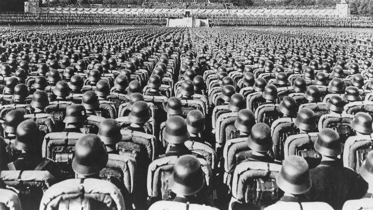 Съезд нацистов
