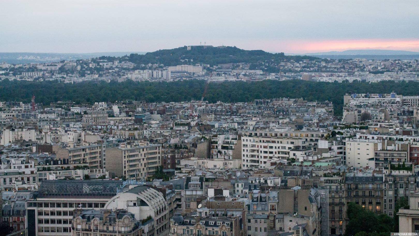 Париж. Франция.