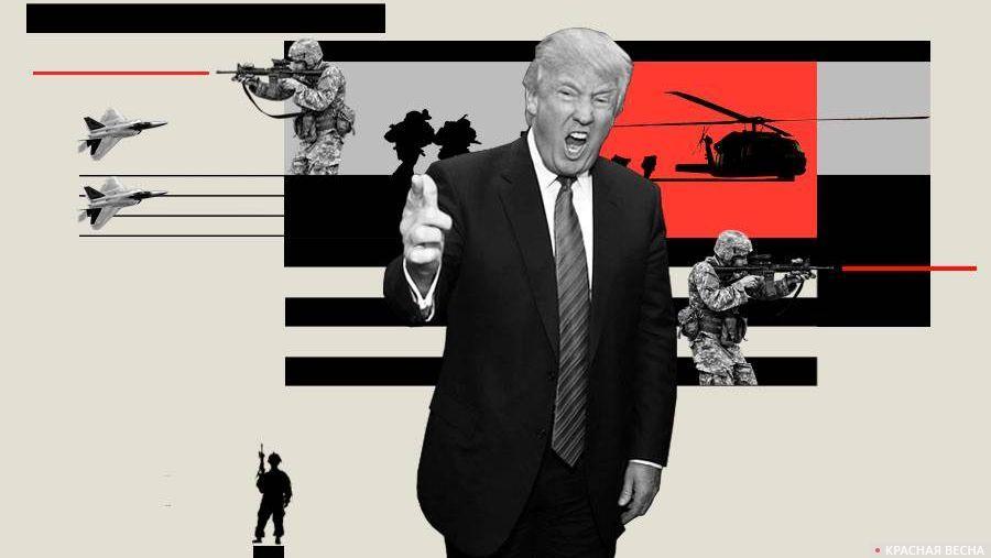 Президент США поведал, что пробует утаить свою лысину— Секрет прически Трампа