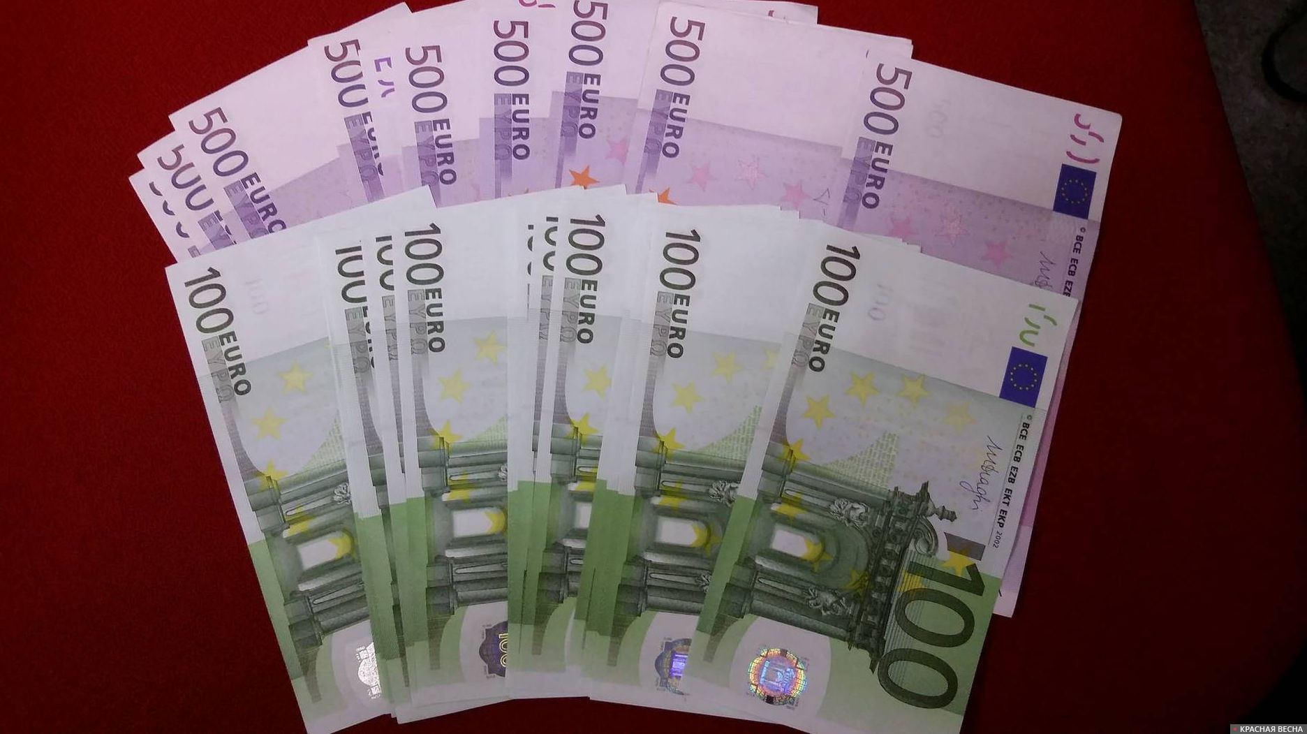 Евро, валюта