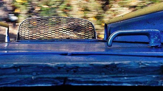 Подножка вогона