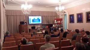 Презентация инернет-свода организацией Мемориал в СПб