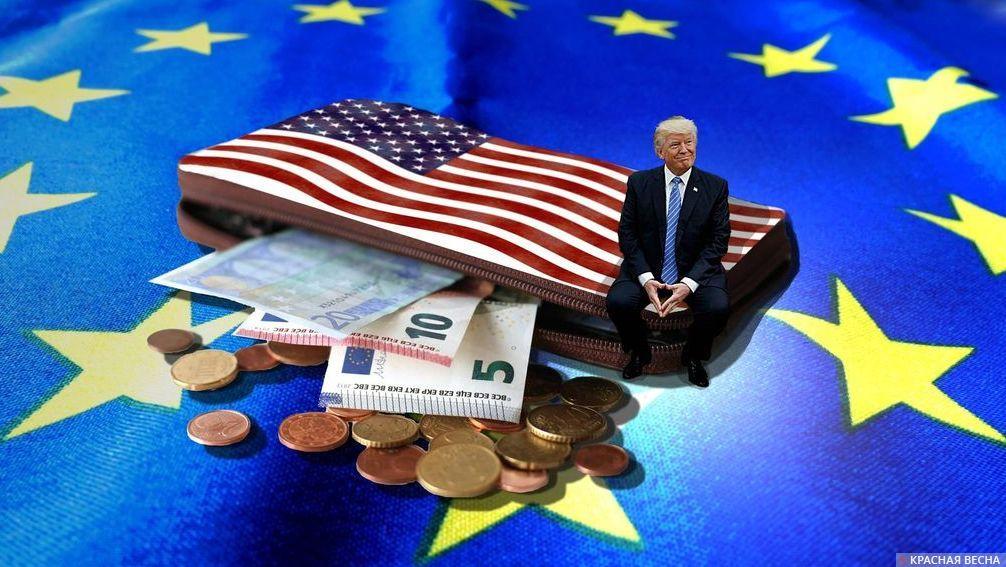 Европа. США. Трамп