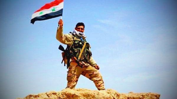 Сирийские войска