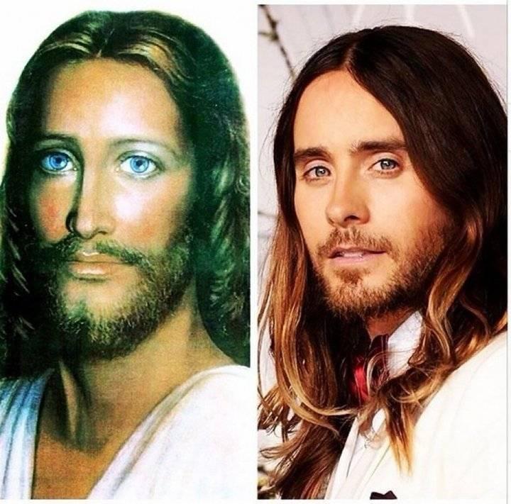Сравнение с Иисусом