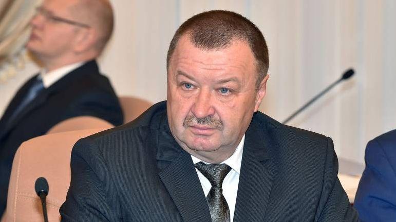 Министр природных ресурсов Хабаровского края Константин Кузнецов