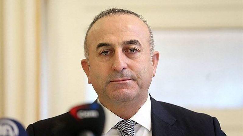 Руководитель МИД Турции винтервью CNN заговорил по-русски