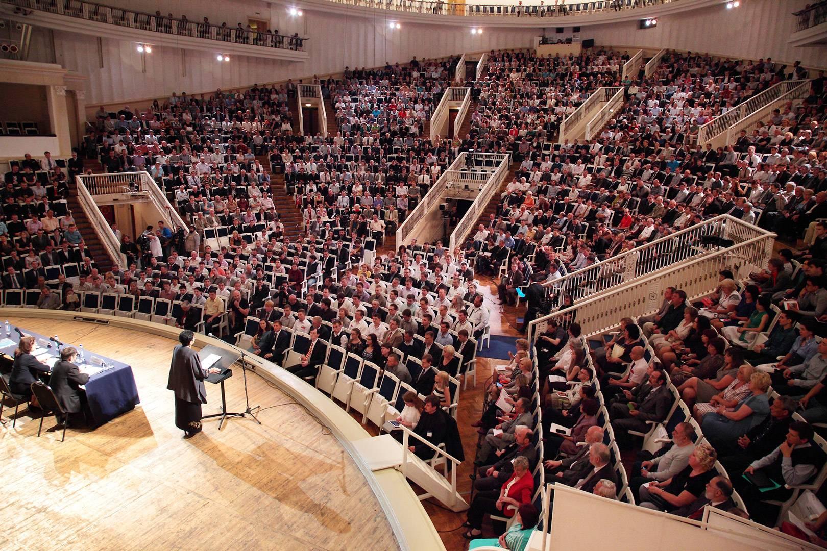 Второй съезд РВС. 12 июля 2015 года