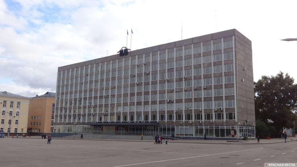 Сыктывкар. Государственный совет Республики Коми