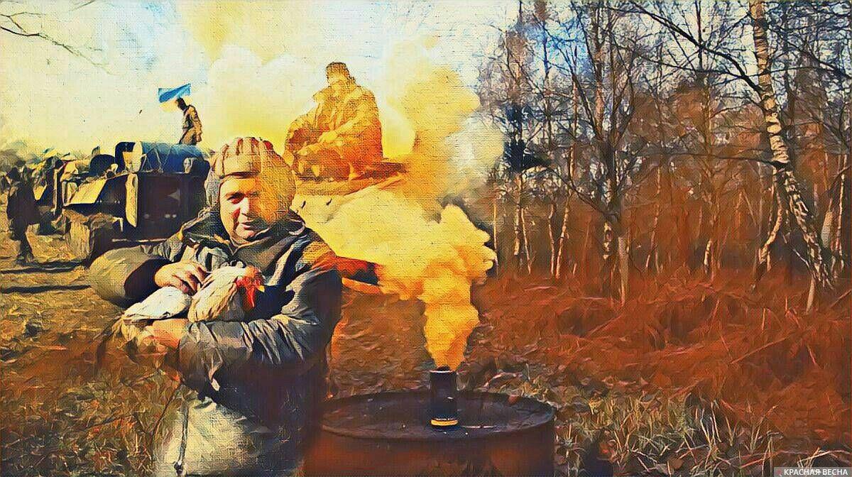 ВСУ обстреляли изминометов иартиллерии окраины Донецка, сообщили  вДНР