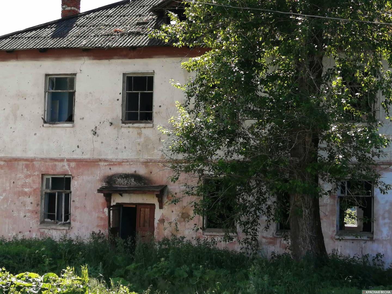 Дом №6 в поселке Никольский Кусинского района