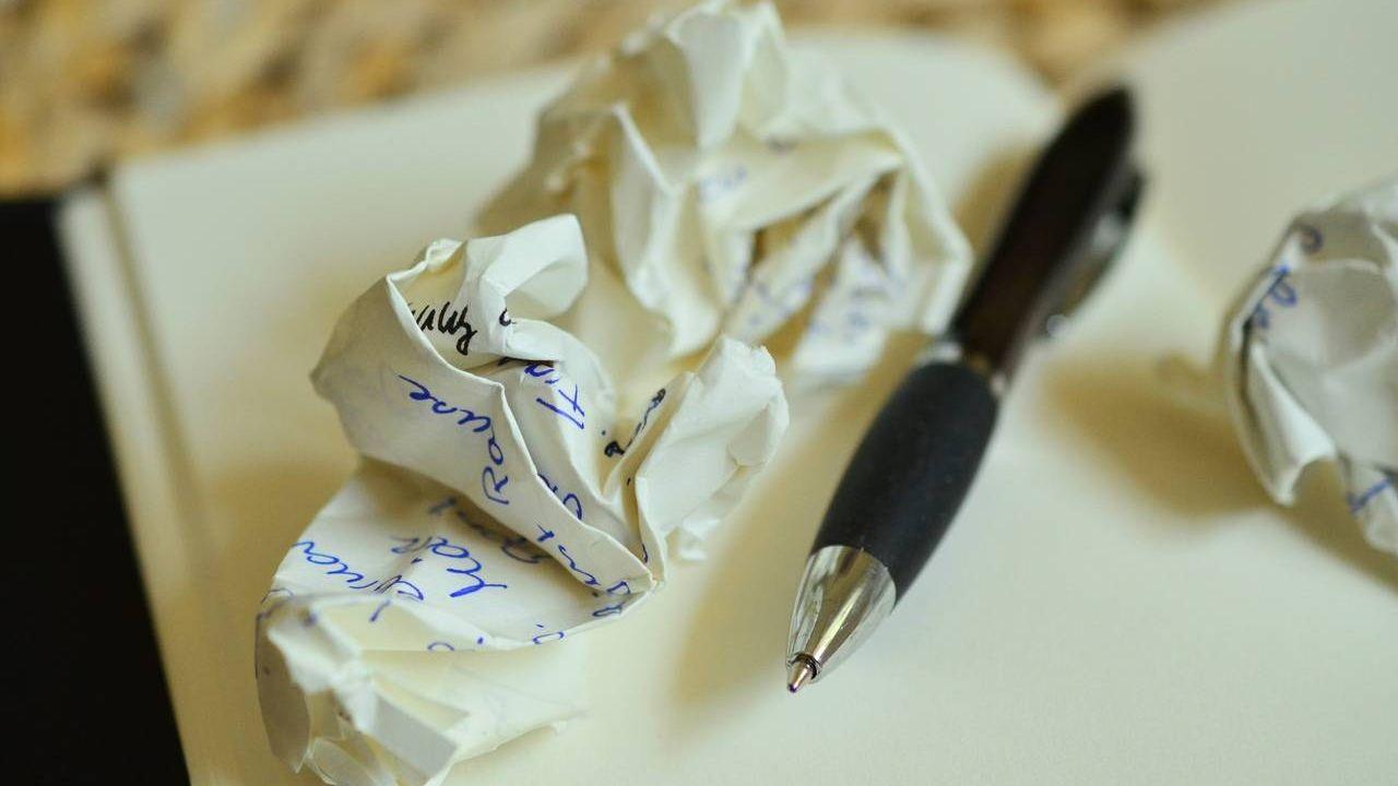 Список Бумага Блокнот Запись