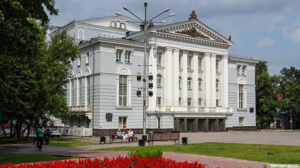 Пермский театра оперы и балета