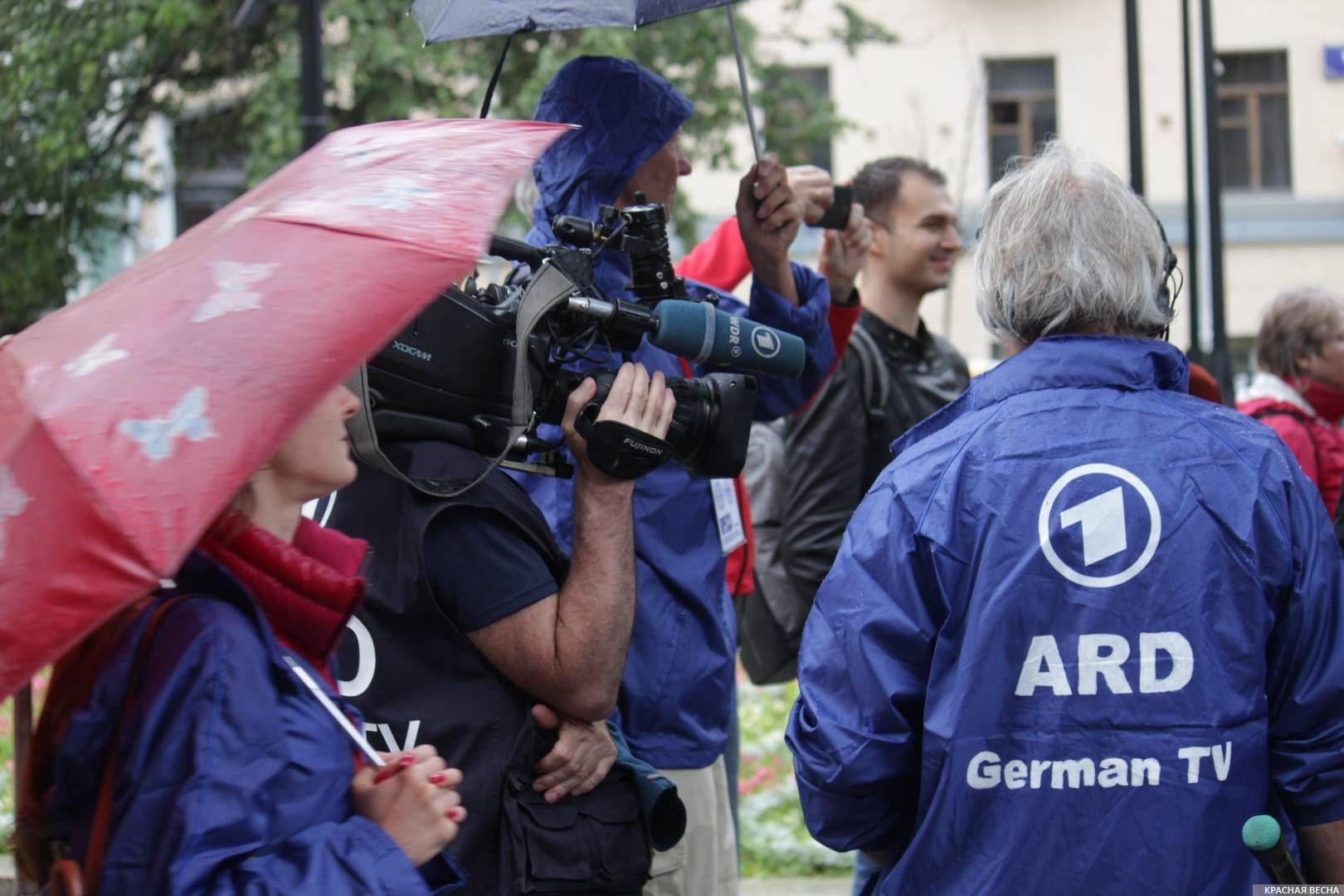 Немецкий телеканал АRD