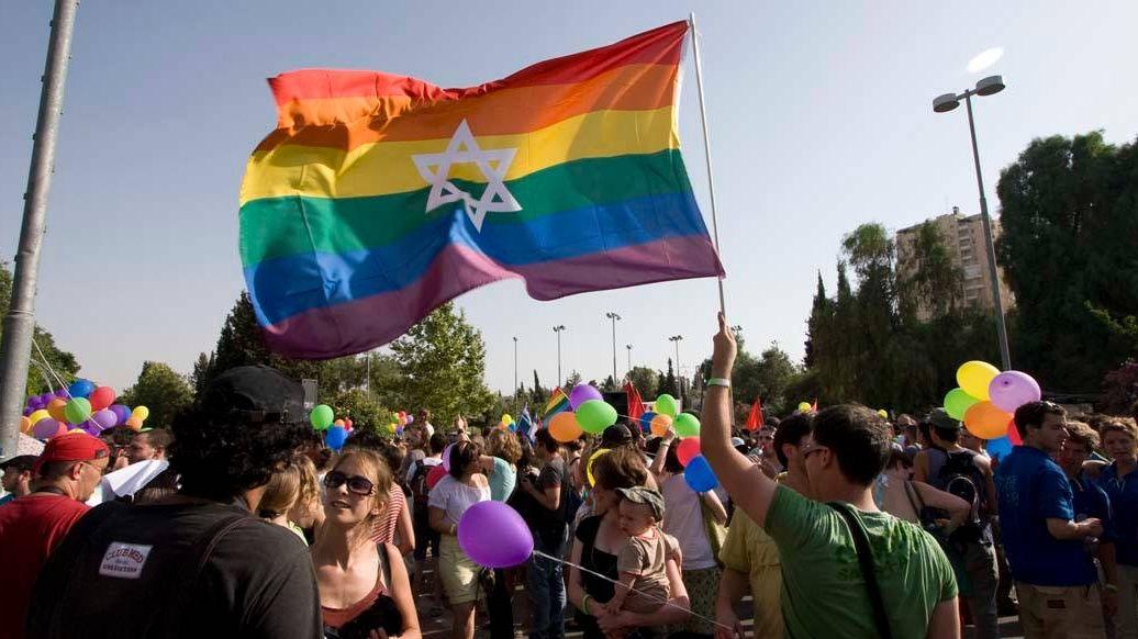 Гей-парад в Израиле