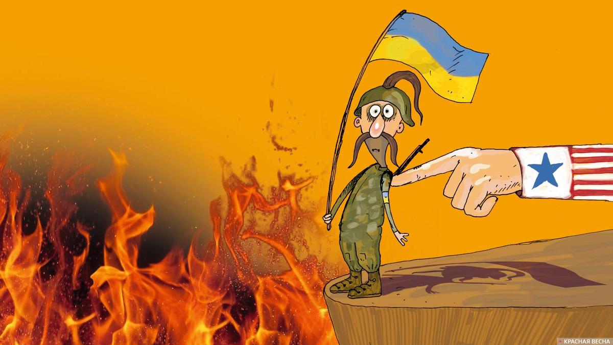 Украина собирается воевать
