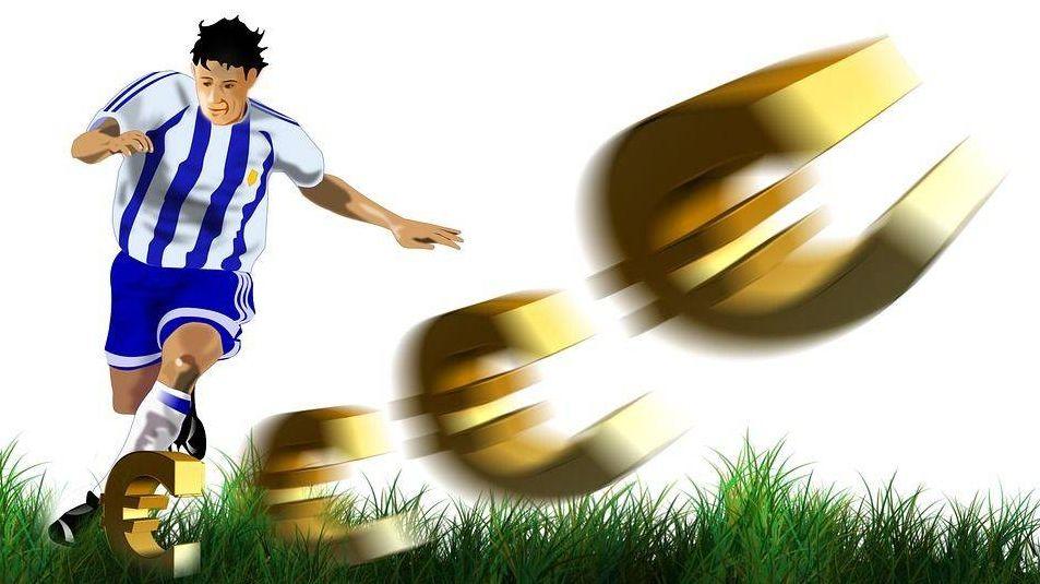 футбол, спорт, деньги