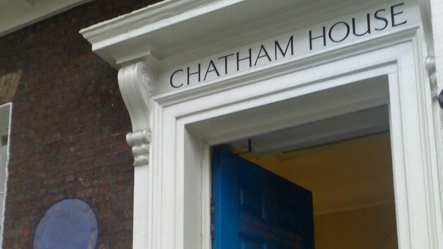 Chatham House [(cc) markhillary]
