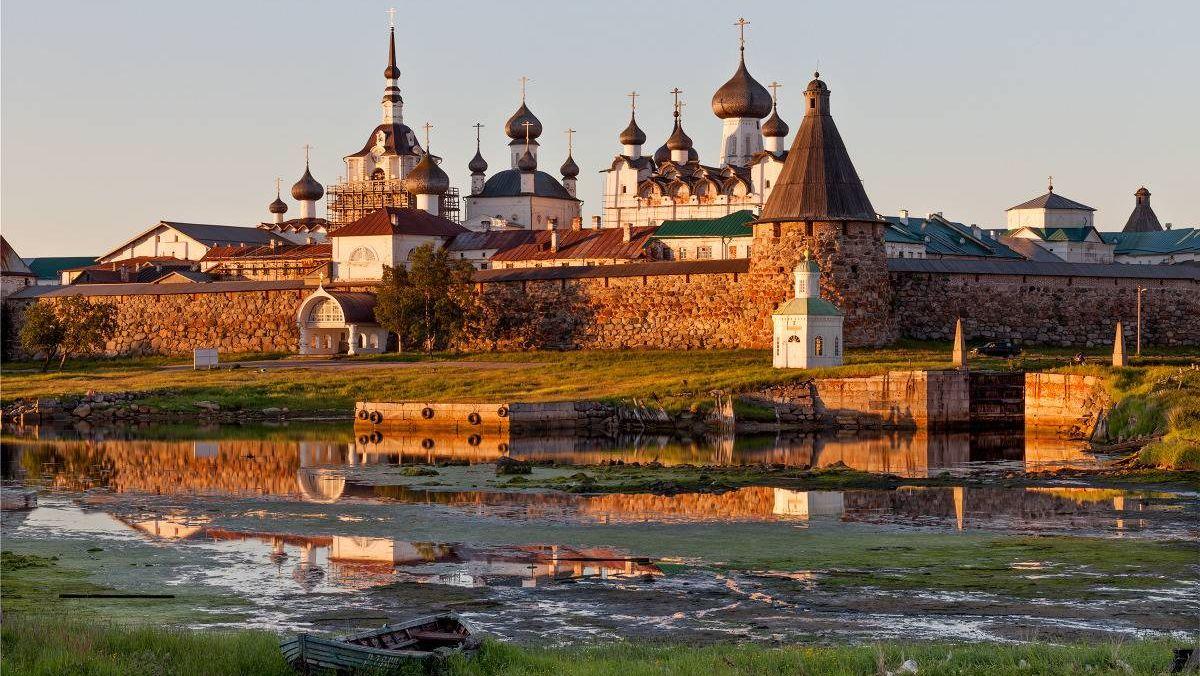 Словецкий монастырь
