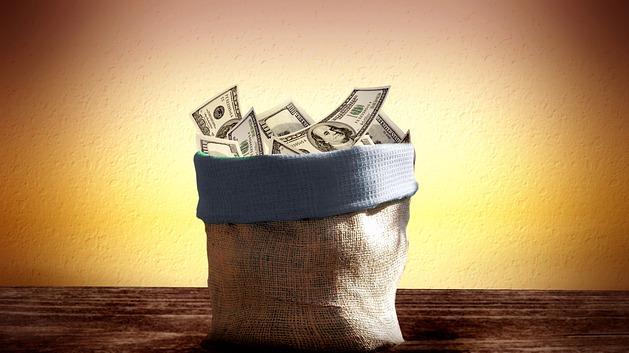 Мешок с деньгами [(cc) bykst]