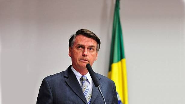 Бразилии Жаир Болсонару