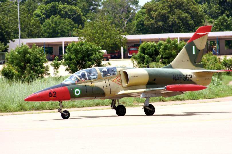 ВВС Нигерии (NAF)