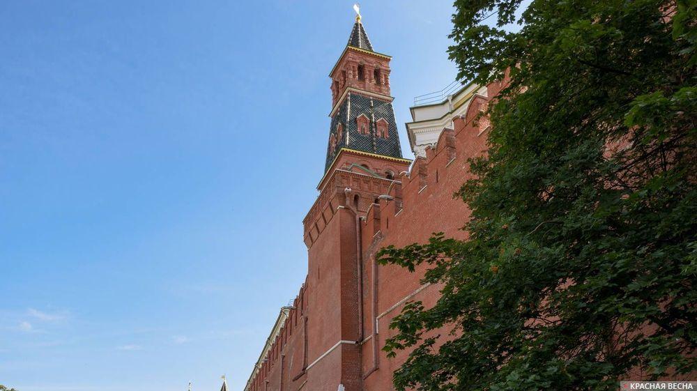 Оружейная башня, Кремль, Москва