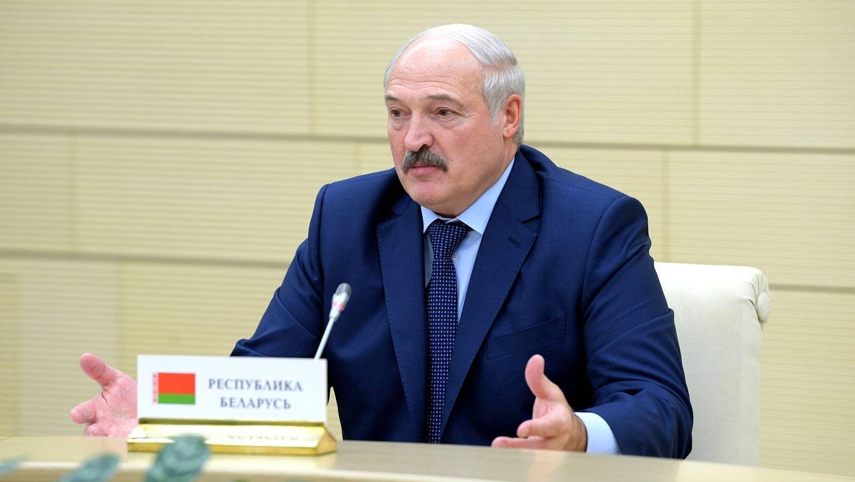 Кучинскис встретился сЛукашенко и объявил, что ожидает «ускорения отношений»