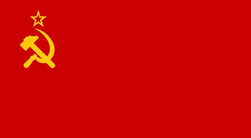 Флаг СССР от 18 апреля 1924 года