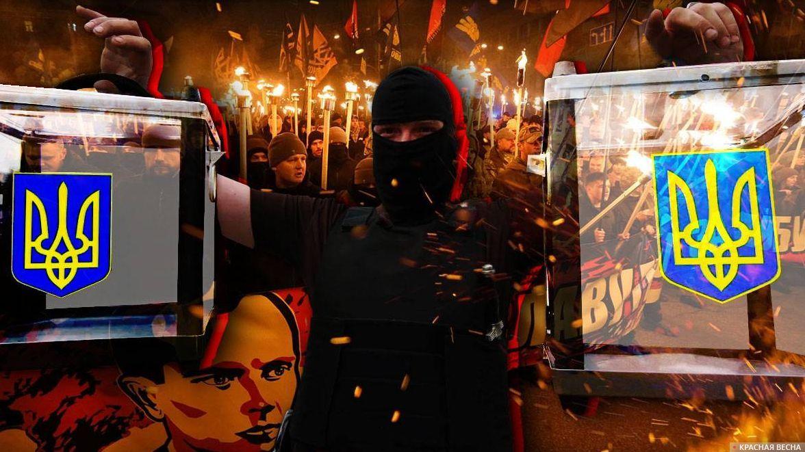 Украина. Выборы