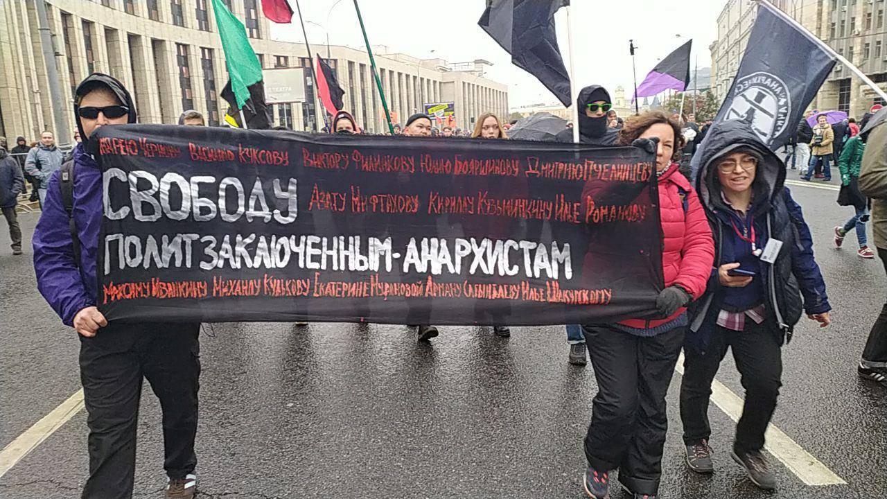 Анархисты