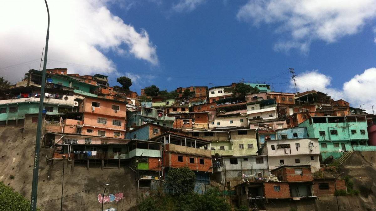 Окрестности Венесуэлы