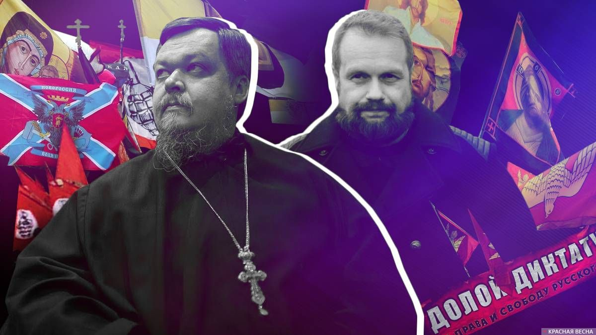Два «Русских марша» 2019. Чаплин и Дёмушкин