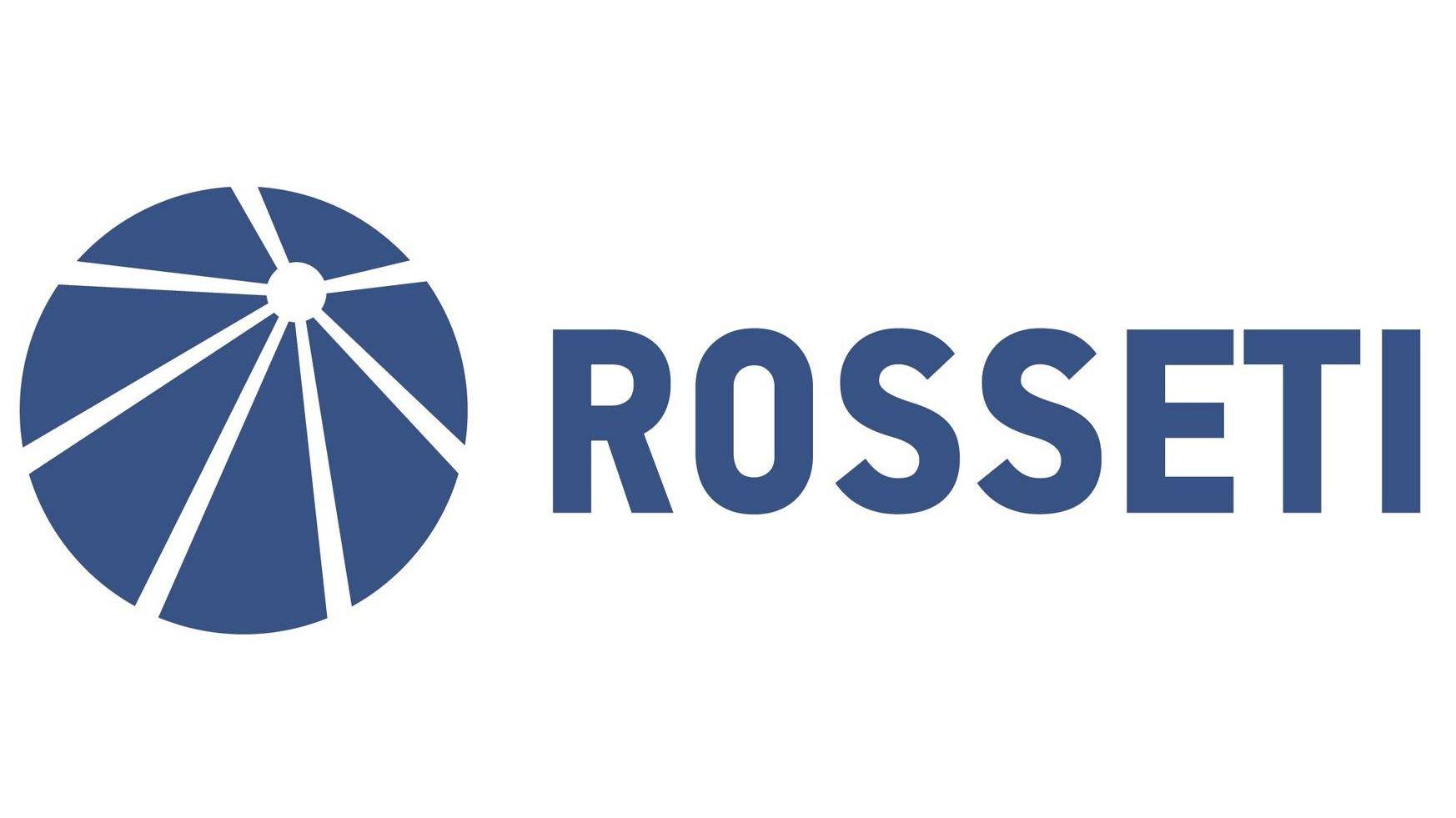 Логотип «Россети»