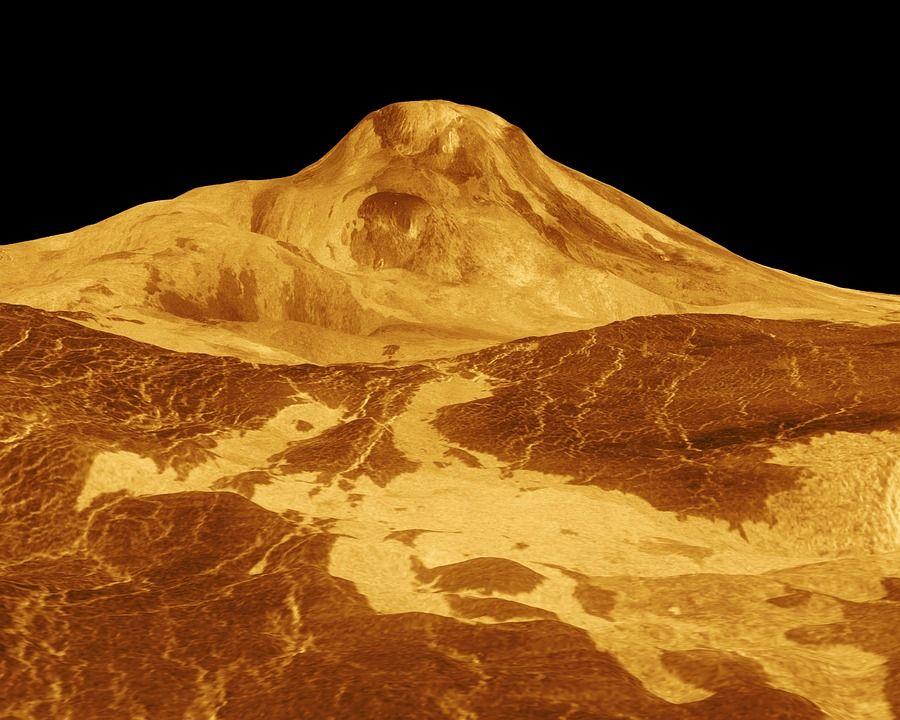 Ученые из Женевы усомнились в наличии на Венере условий для жизни